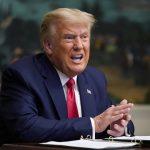 بازنده دردناک ترامپ در گزارشگر برای انجام وظیفه خود ضربه محکم و ناگهانی می زند