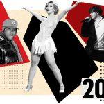 10 نفر از بزرگترین هنرمندان پیشرفت در سال 2020
